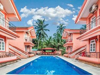 Lively accommodation, near Calangute Beach