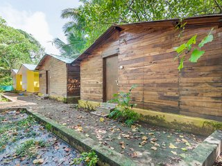 Picturesque cottage for two, near Arambol Beach