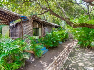 Rustic hut for three, close to Arambol Beach
