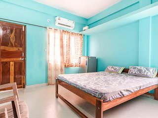 Pocket-friendly stay for three, close to Arambol Beach