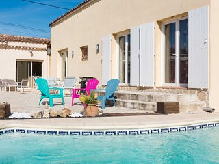 Holiday home with private pool in Aude