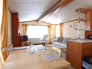 Stringer a 6 berth caravan at Southview Leisure Park Skegness