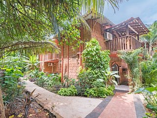 Tranquil stay for three, near Calangute Beach