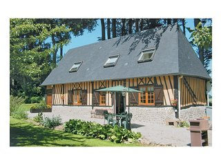 3 bedroom Villa in Trémauville, Normandy, France : ref 5539350