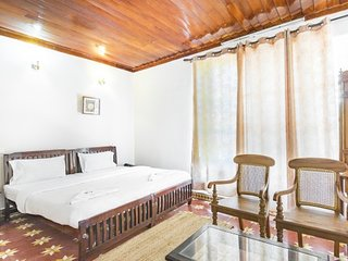 Quaint hideaway in nature's lap, ideal for leisure travellers