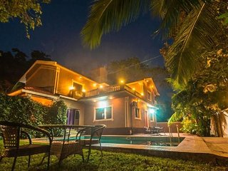 Opulent 3-BHK villa for group stays