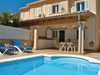 4 bedroom Villa in Port d'Alcudia, Balearic Islands, Spain : ref 5523255