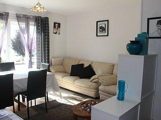 Bel appartement très lumineux et reposant