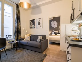 Paris Holiday Apartment 26631