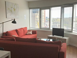 Clean and Quiet 2 Bedroom Suite - Ottawa (2e)