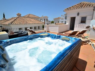Villa Dorada With HOT TUB - A Murcia Holiday Rentals Property