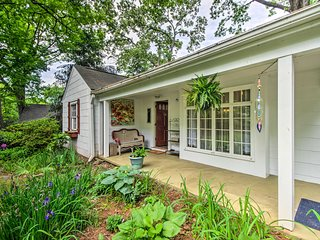 Scenic Tryon Home Near World Equestrian Arena!