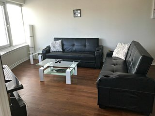 Brand New 2 BR Suite near Parliament Hill