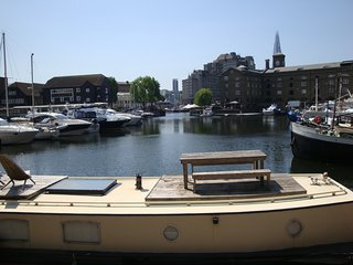St Katharine Dock - Studio - Tower Bridge