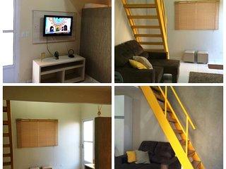 Apto/Flat Completo para estadia temporaria --Campo Grande/MS