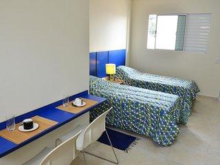 Unidade 2 camas de solteiro - STUDIO ANA LAURA
