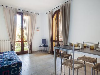 Canino - Two-room apartment with pool view in Suvereto