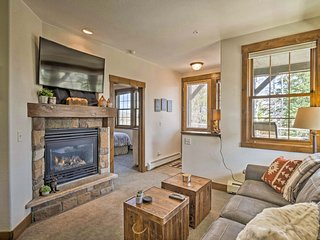Granby Ranch Ski Resort Condo w/Pool & Spa Access