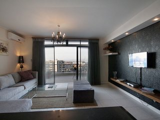 Apartment 15 m from the center of Cape Town with Pool, Air conditioning, Lift, P