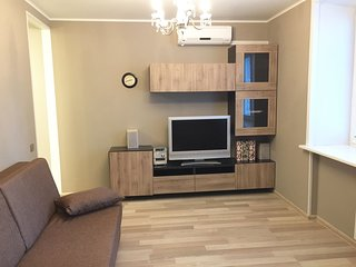 Apartment in Moscow with Internet, Air conditioning, Lift, Parking (456518)