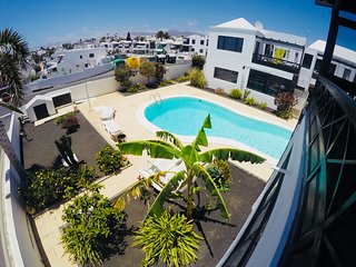 Centrally located apartment in Puerto del Carmen