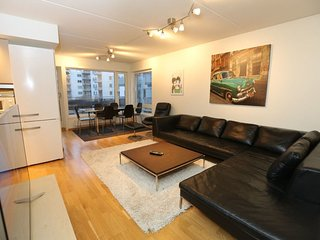 Apartment in the center of Oslo with Internet, Lift, Parking, Terrace (670897)