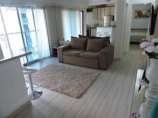 Flat hotel Guarujá Pitangueiras