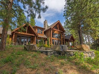 The Finest Location in Suncadia! 5BR | 3.5BA | Hot Tub | WiFi | Slps 18