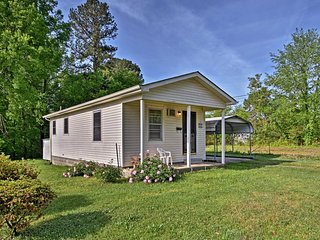 NEW! 'The Bass House' Camden Home Near State Park!