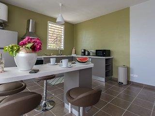 Superbe appartement Neuf et Moderne au Gosier, 5min Plage