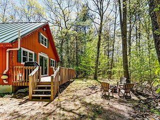 Cozy 3 BR, Sleeps 8, Wifi! Discount Lift Tickets Available!