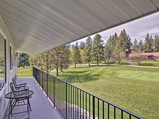 NEW! StoneRidge Apt. on 9th Hole w/ Pool Access!