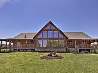 Beautiful Bluegrass Home on Just Under 100 Acres!