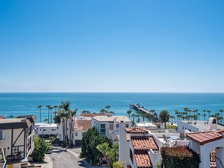Incredible views of the ocean and our Spanish Village by the Sea!