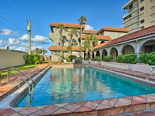 Beachfront Views - Indialantic Townhome w/ Pool!
