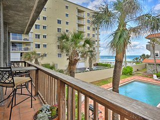 Beachfront Indialantic Home - Pool & Ocean View!