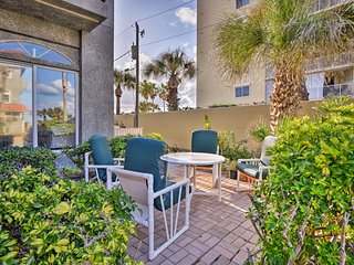 NEW! Indialantic Condo w/ Pool - Steps to Beach!