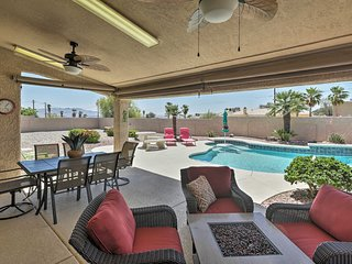 NEW! Lake Havasu City Home w/ Private Pool & Patio