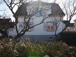 AULOUISON1 charmant 2 pieces 70m2 avec jardins proche du parlement Europeen