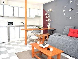Apartamento en zona turistica. Montblanc.