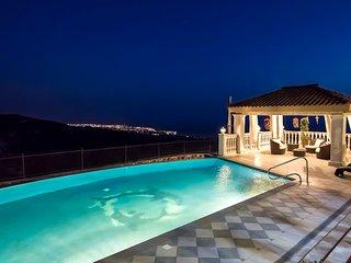 Villa Kyparissos, Kathikas. 6 Bed, 5 Bath Mansion Style Villa