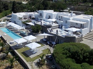 Paros Butterfly Villas Studio 8,common pool,1 in Tripadvisor