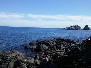 Casa vacanze sul mare di Acitrezza