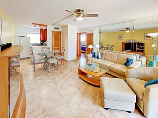 Newly Furnished 1BR Floranada Condo w/Resort Amenities & Prime Beach Location