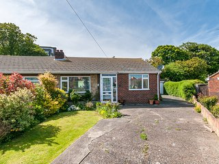 Beautiful Bungalow in Broadstairs 2 bedrooms with off street parking