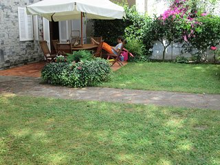 Ameglia-Bocca di Magra appartamento giardino