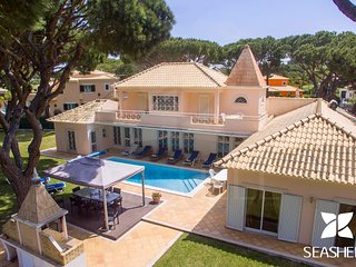 Villa Fairway - 7 bedroom villa in Vilamoura