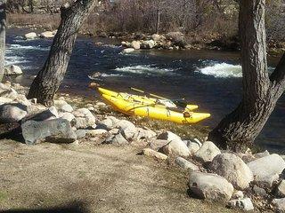 Kern River Getaway