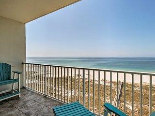 NEW! Updated Orange Beach Condo - Steps to Beach!