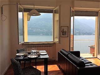 Carate Urio Lake Como Apartment balcony Lake View
